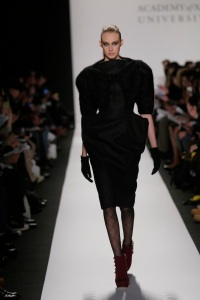 Academy of Art University Fall 2013 Collections - Runway